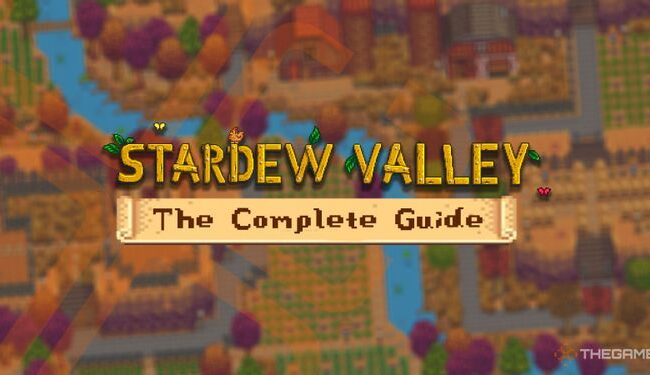 Stardew Valley Guide